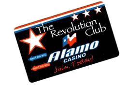 Join The Alamo Casino Players Club